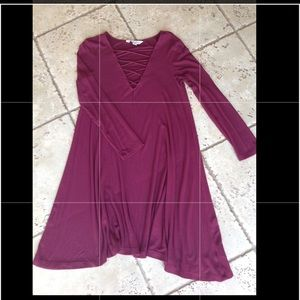 American Eagle outfitters NWOT size S ribbed dress